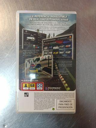 Gran Turismo, PSP