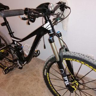 bicicleta de montaña Giant Trance 2 Talla s