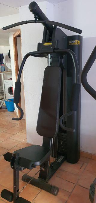 Máquina musculación Multiestación BH fitness