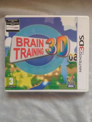 Brain Training 3ds