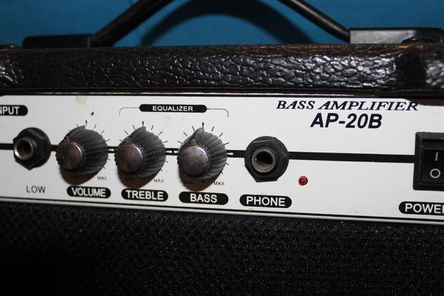 Amplificador Bajo Academy