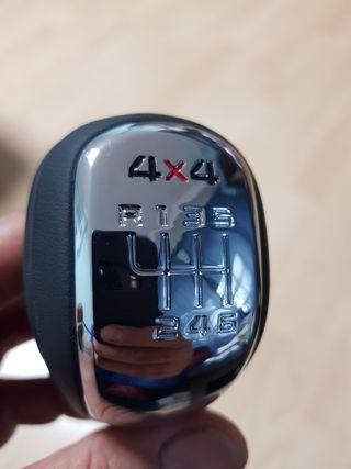 Skoda Yeti 4x4 pomo cambios