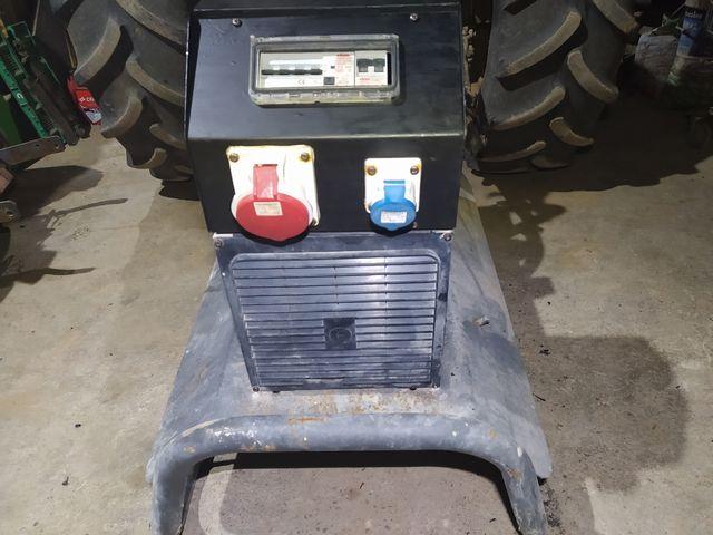 grupo electrógeno 30 kva toma de fuerza tractor.