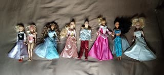 Barbies originales en perfecto estado
