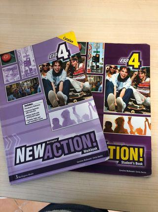 Libro inglés (new action) 4 eso