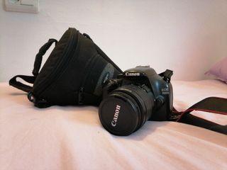 Cámara Reflex Canon EOS 1100D