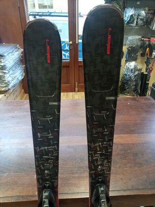 vendo skis ELAN nuevos SIN estrenar