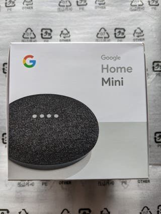Google Home mini (Altavoz inteligente)