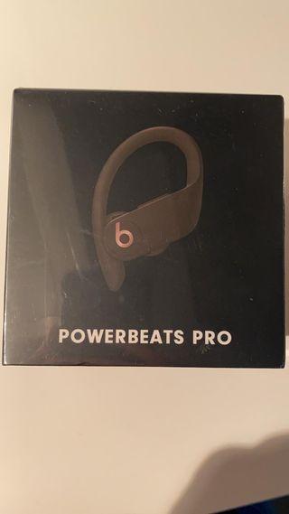 Beats Auriculares Powerbeats pro nuevos verdes