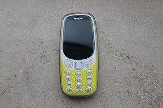 Nokia 3310 Dual Sim Amarillo Libre