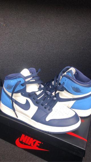 Nike Jordan Obsidian 1's