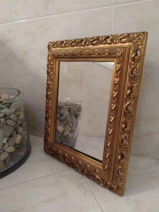 espejo plastico