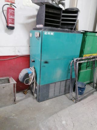 calefacción industrial