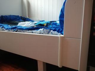 Llit nens model BUSUNGE IKEA