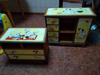 muebles habitación infantil o sala de juegos