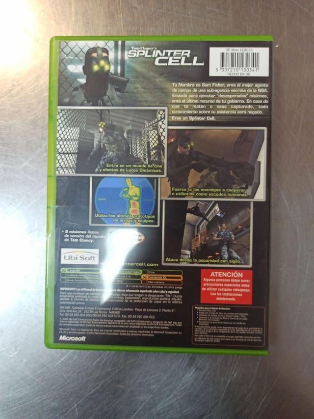 Splinter Cell, Xbox