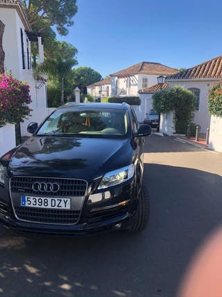 Audi Q7 2006 unció propietario