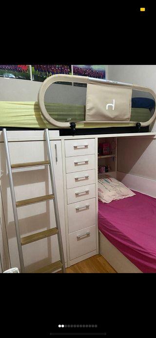 Habitacion doble infantil