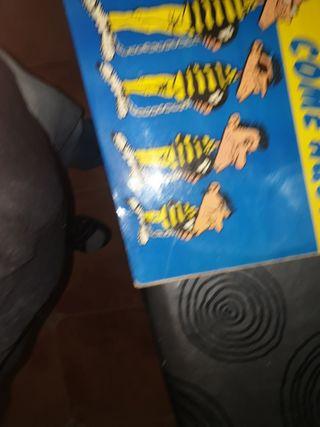 Lp Siniestro Total año 1982