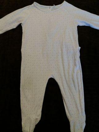 Pijama bebe Sfera talla 12-18m