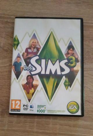 Juego los Sims 3