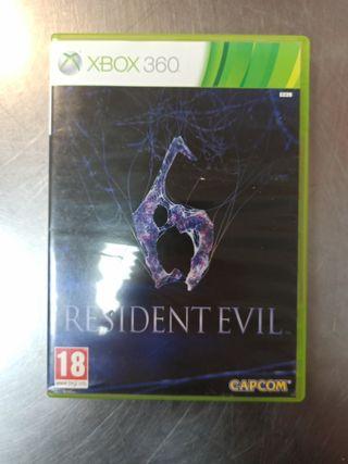 Resident Evil 6, Xbox360