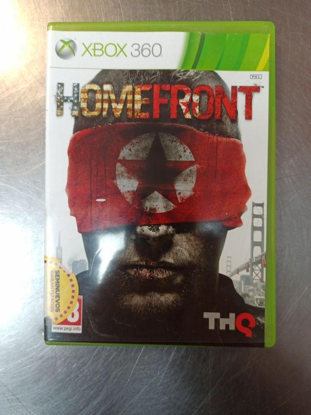 Homefront, Xbox360