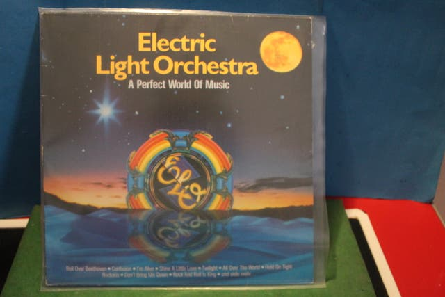 "LP ""A Perfect World Of Music"" de la ELO"