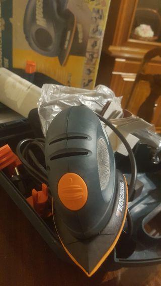 lijadora mouse Black & Decker