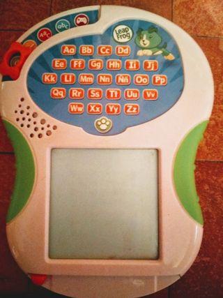 tablet bilingüe leap frog