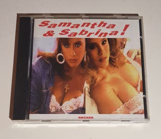 SAMANTHA & SABRINA / CD 1995 /
