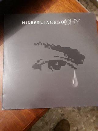 Maxi Single Cry de Michael jackson