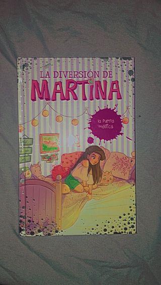Libro la diversión de Martina