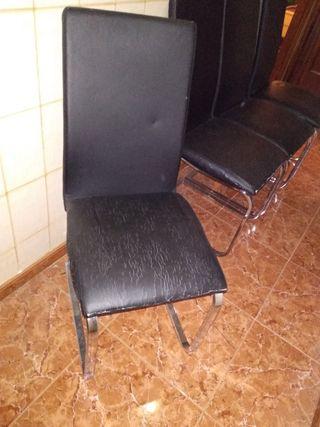 5 sillas diseño