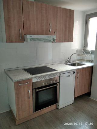 Muebles cocina y electrodomesticos