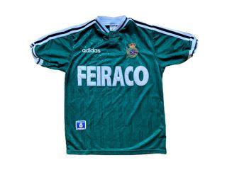 Camiseta Deportivo de la Coruña Adidas Vintage