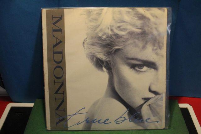 "Maxi single ""True Blue"" de Madonna"