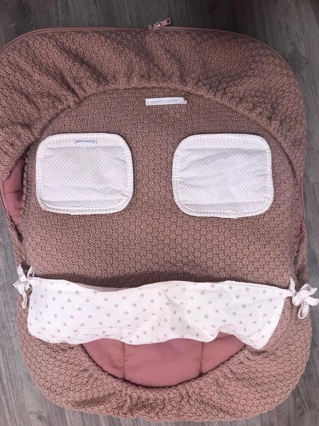 Saco Capazo bebe