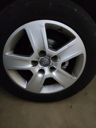 Llantas Audi 16. -5 unds