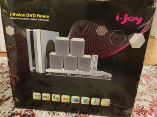 I-Vision DVD Home Cinema