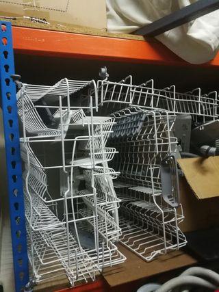 cestas de lavavajillas
