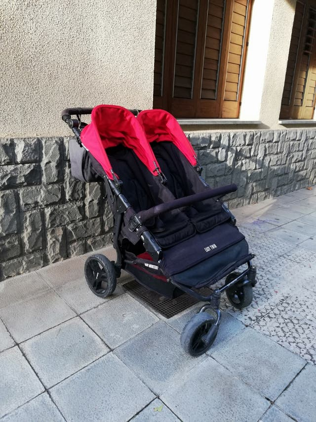 Carrito baby monsters