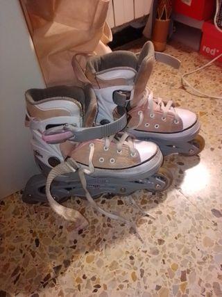 patines de linea de niño Marca senhai