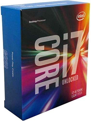 i7 6700K + MSI Z170A Gaming M3