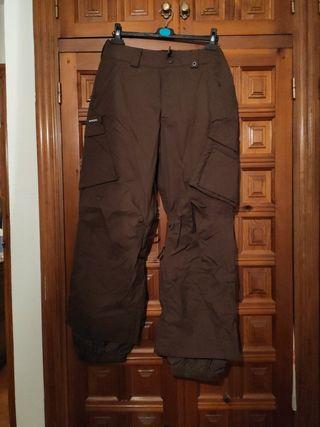 pantalón sierra