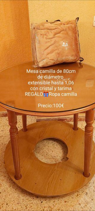 Mesa camilla