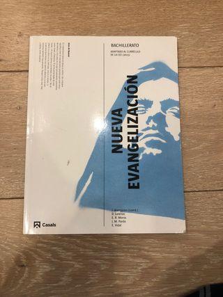 libro religión 2 bach