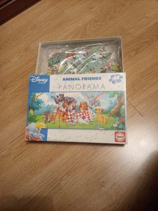 Puzzle Animal Friends