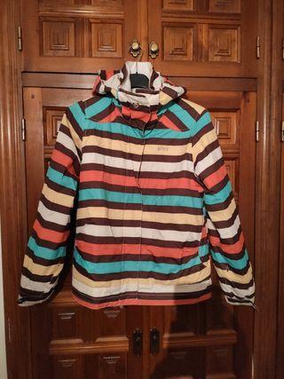 chaqueta para sierra