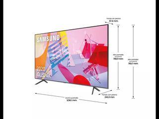 """Samsung Smart TV 4k Qled 55"""""""